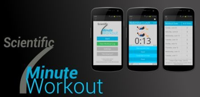 Scientific 7 Min Workout Pro v1.1 Android apk
