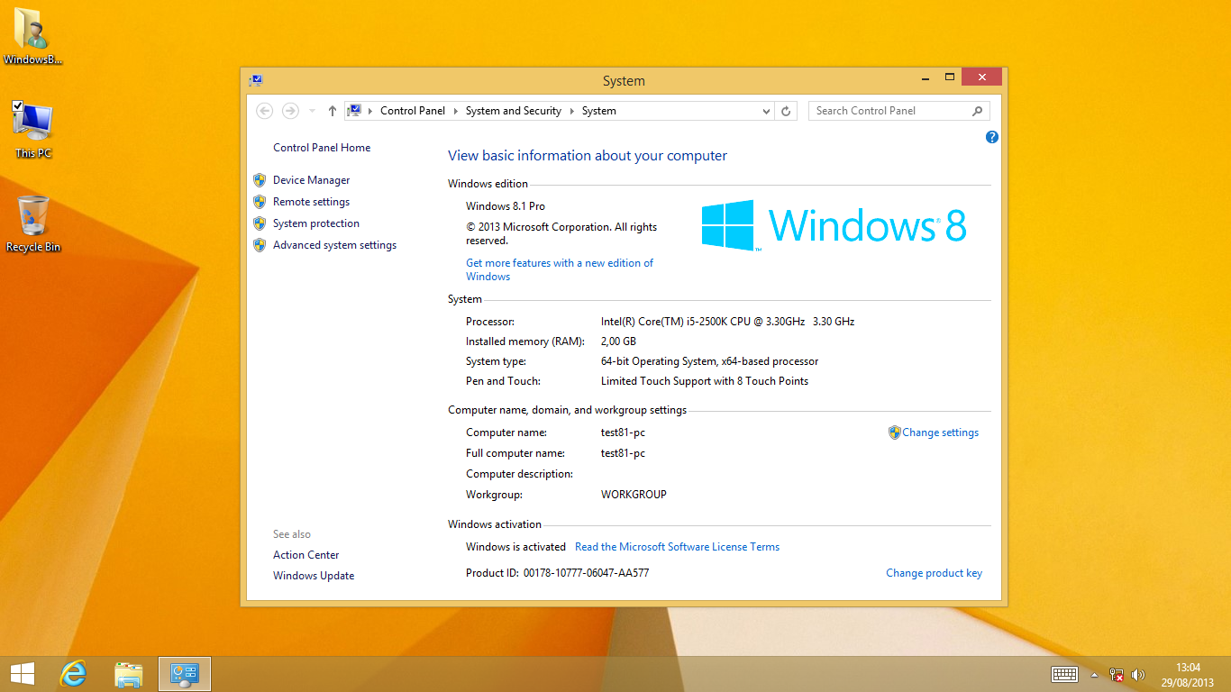 Windows 8.1 ITA Download Windows 8.1 ITA Download Ufficiale