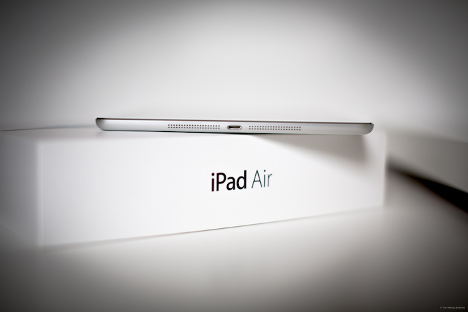 L'iPad Air ha il display IGZO