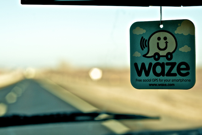 Waze è ora disponibile per Windows Phone