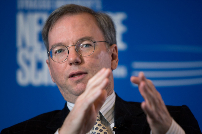Come passare da iPhone ad Android, la mini guida di Eric Schmidt