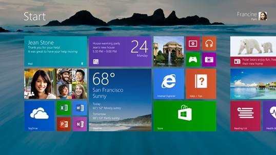 Requisiti Windows 8.1
