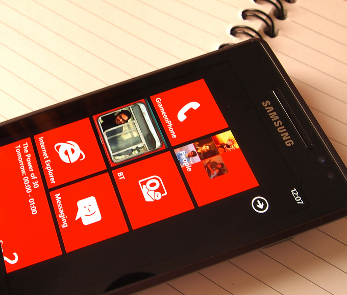 Windows Phone, la flessione in Italia continua