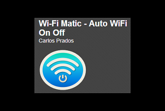Android Wifi-Matic