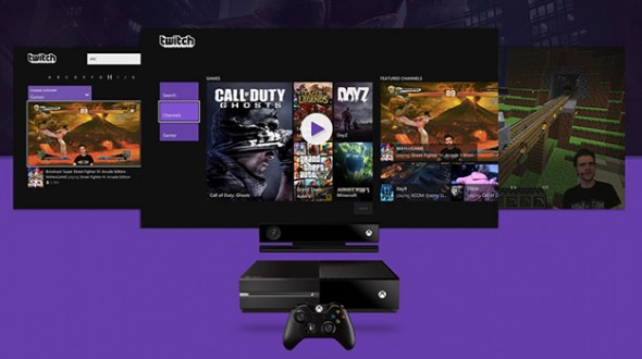 Xbox One Twitch streaming