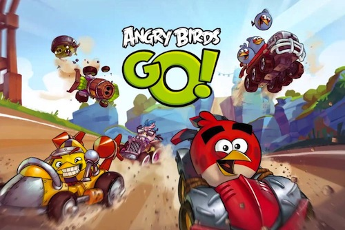 Angry Birds Go per pc