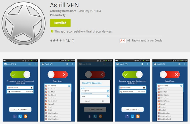 ill vpn android