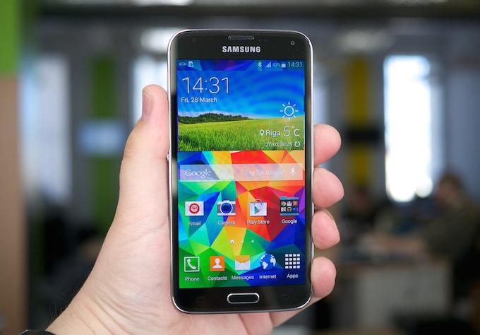 Quanto costa produrre il Samsung Galaxy S5?