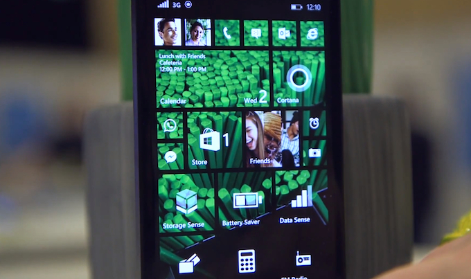 Microsoft ha presentato Windows Phone 8.1: ecco le principali novità