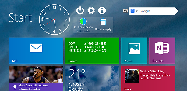 SSU Windows 8