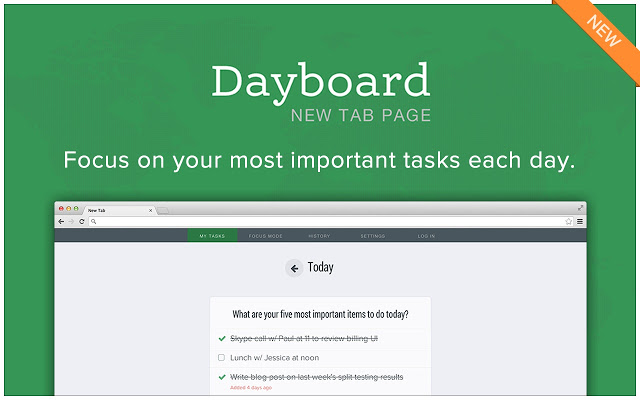 dayboard chrome