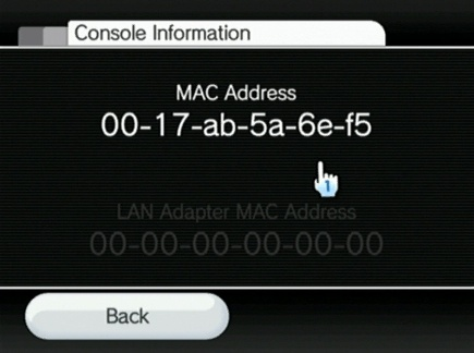 Cambiare MAC Address