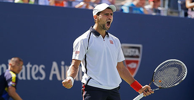Novak Djokovic-US-Open