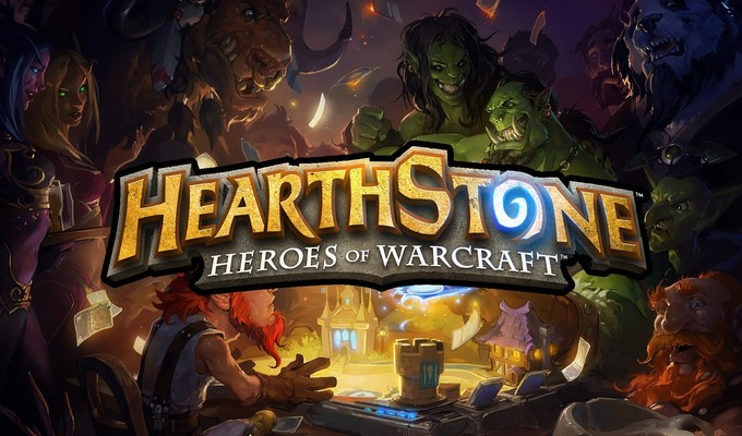 Hearthstone Android tablet