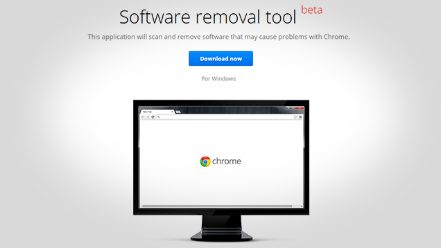 software removal tool