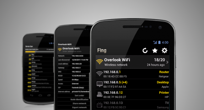 Fing Android