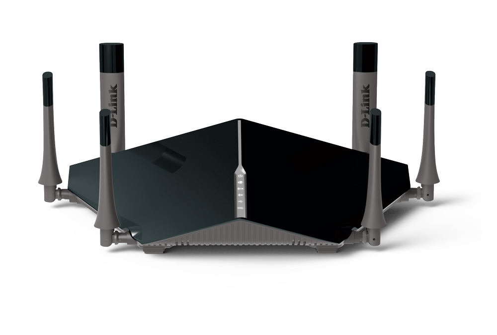 Router triband