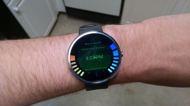 Divertimento android wear
