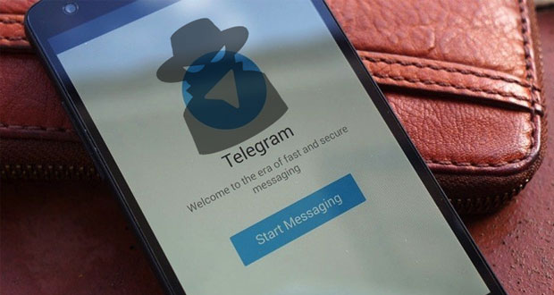 telegram spy