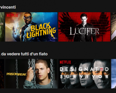 Serie Tv streaming legali e gratuite ecco dove trovarle