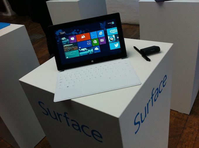 Microsoft taglia i prezzi dei Surface Pro di prima generazione