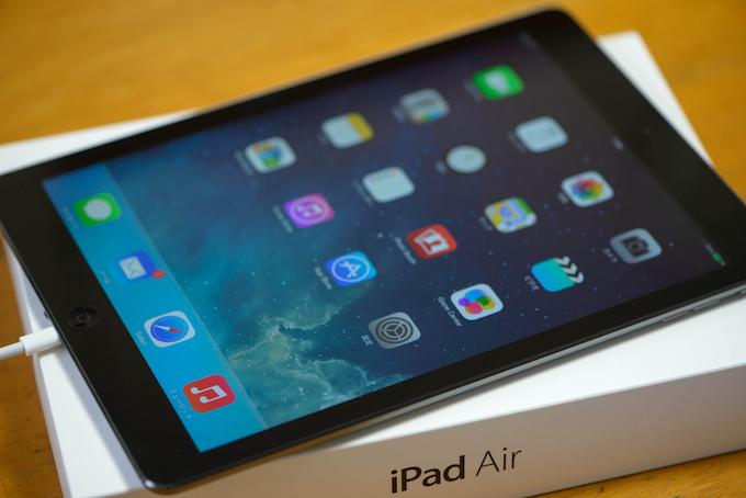 L'iPad Air ha costi di produzione inferiori ai predecessori