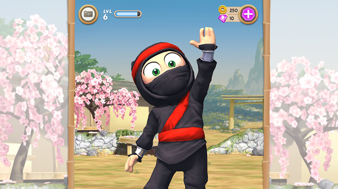 Il gioco dei ninja