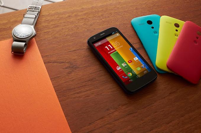 Motorola presenta Moto G, il nuovo smartphone della Google-company