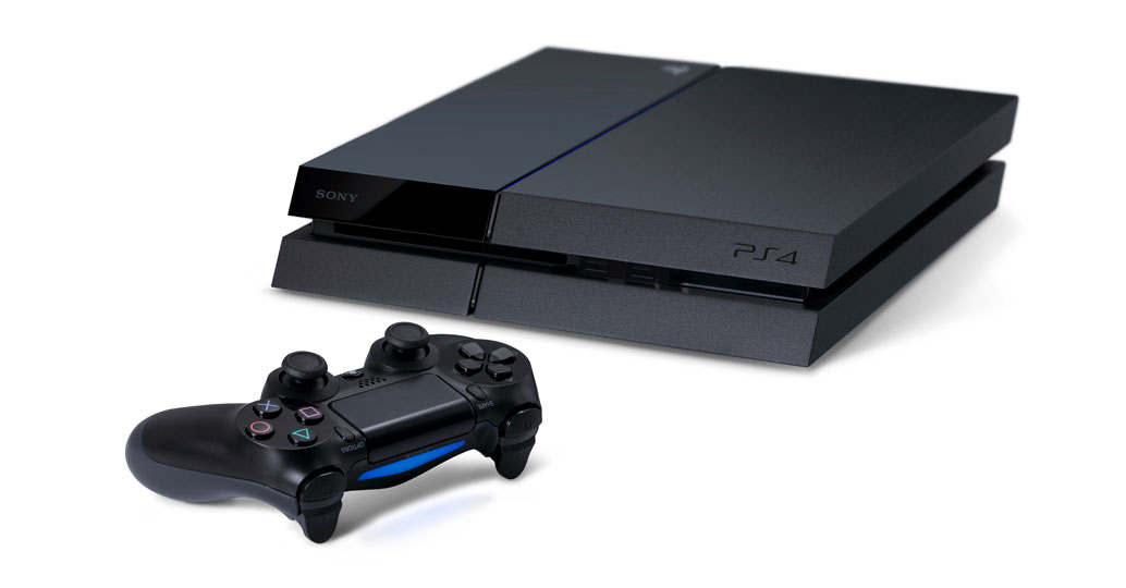 ps4 console Sony