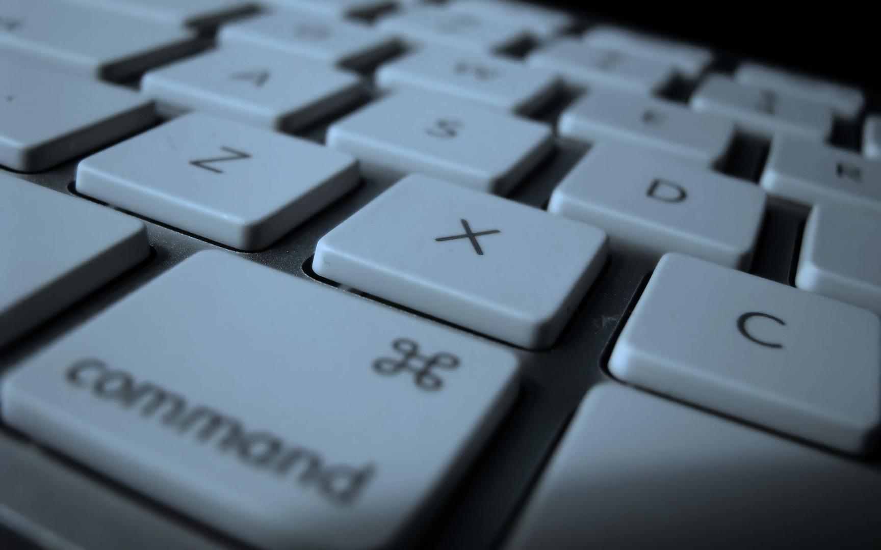 scorciatoie tastiera os x