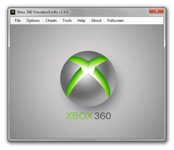 Emulatore XBox 360