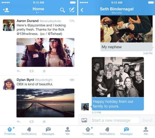 Twitter 6.0 per iOS