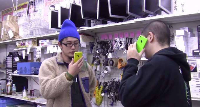 ioPhone5, il clone dell'iPhone 5C che sta spopolando in Giappone
