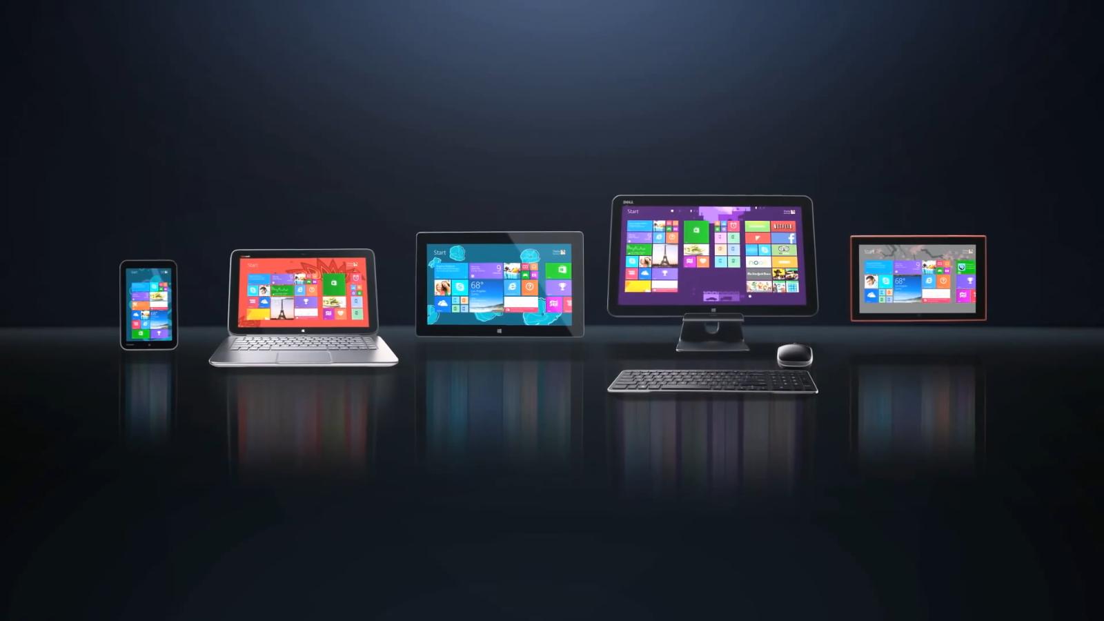 menu Start Windows 8.2 Threshold