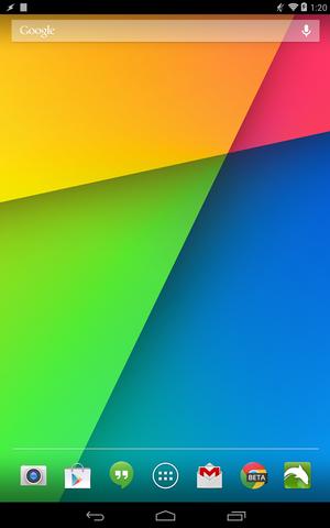Google Experience Launcher Nexus