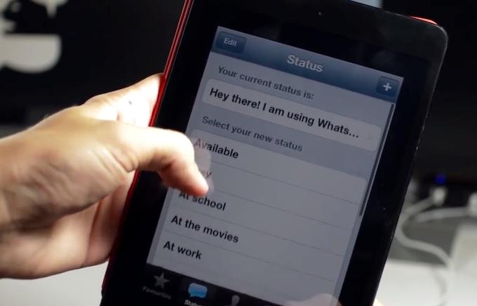 Come installare Whatsapp su iPad e iPod Touch