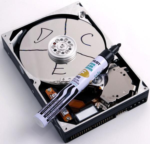 Partizionare Hard Disk