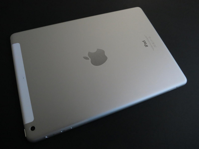 Apple, in arrivo un nuovo iPad Air con Touch ID