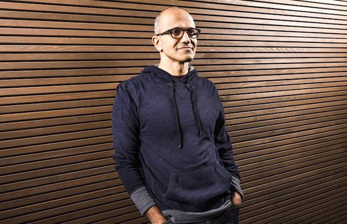 Microsoft, Satya Nadella è il nuovo CEO