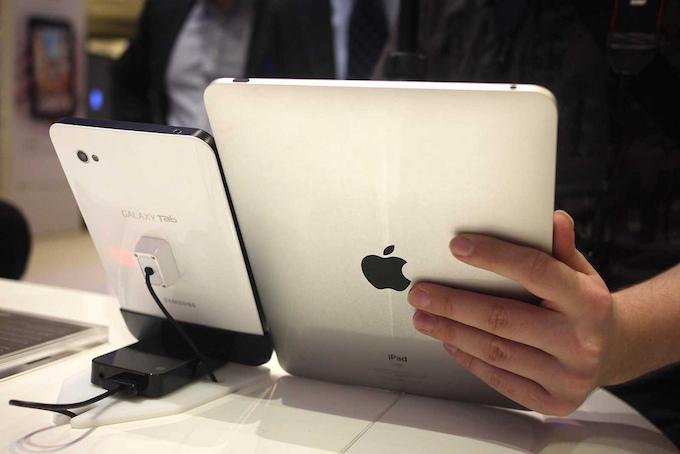 Mercato tablet: l'iPad non dominerà a lungo