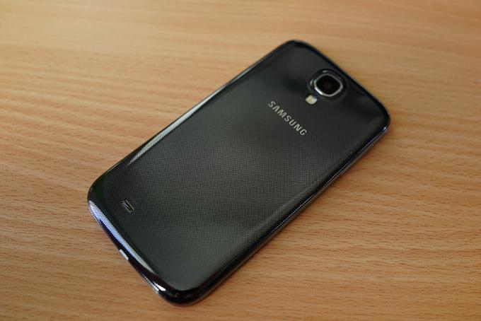 Il Samsung Galaxy S5 avrà un lettore di impronte digitali