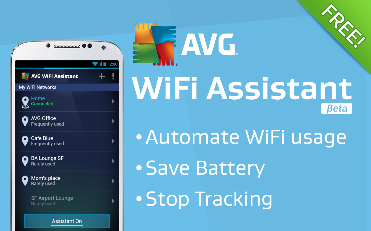 AVG Wifi Assistant