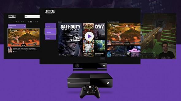 Xbox One Twitch streaming