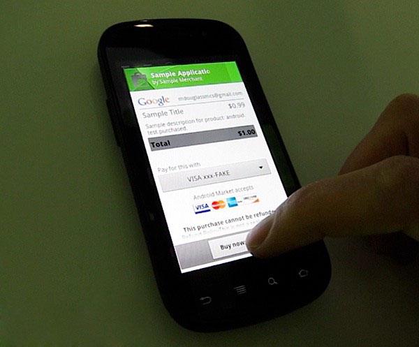 android acquisti in-app