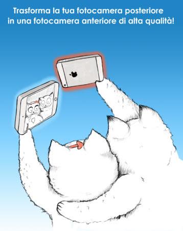 SelfieTime iPhone
