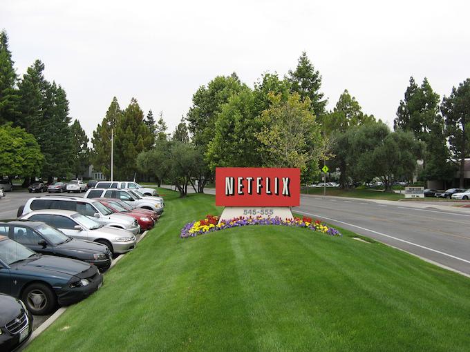 Netflix vuole rafforzare la sua presenza in Europa