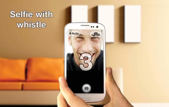 whistle camera