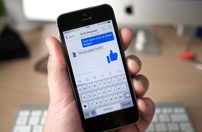 Facebook Messenger permette di inviare video istantanei