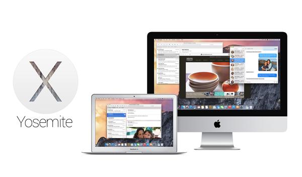 OS X Yosemite gratis