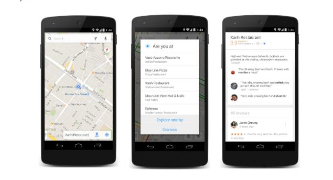 Google Maps, su Android è disponibile il pulsante Esplora
